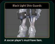 BlackLightShinGuards