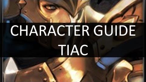 ArcheBlade - Character Tutorial Tiac