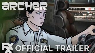 Archer Season 10 Official Trailer HD FXX