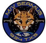 MV Seasmus insignia