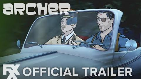 Archer Season 9 Official Trailer