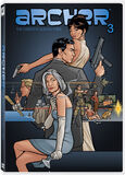 Archer3 DVD Spine