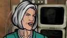 Pam winking screen