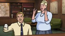 Archer S06E09 Handless Ray