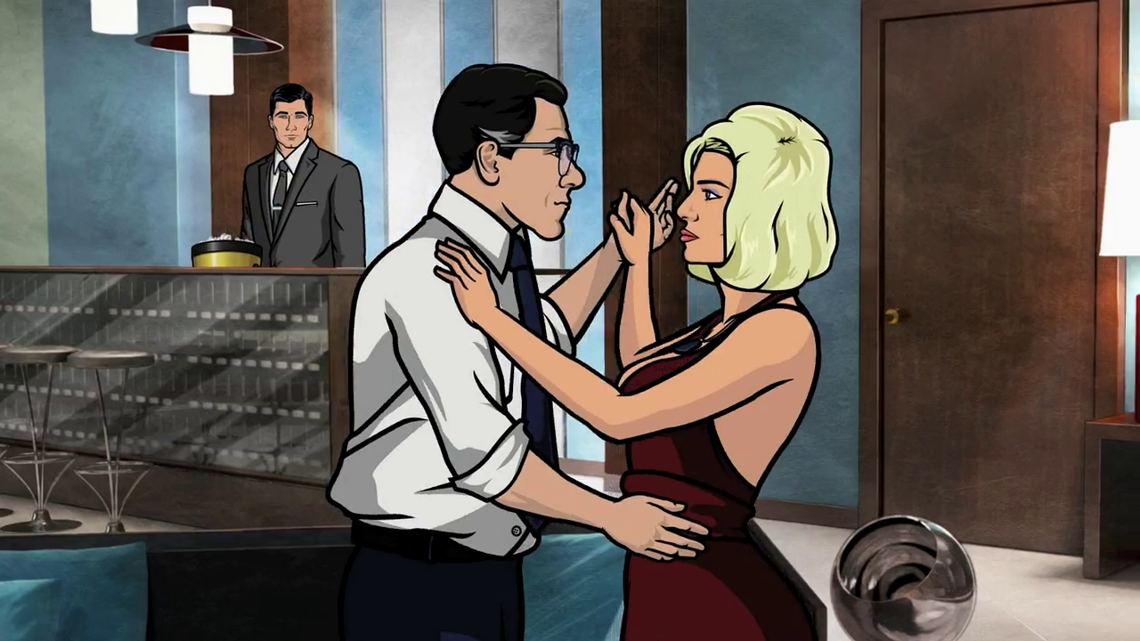 Archer Is Lovely Woman