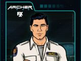MV Seamus/Sterling Archer