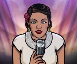 Lana sings