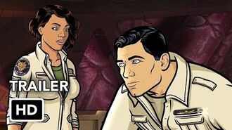 Archer Season 10 Trailer (HD) Archer 1999