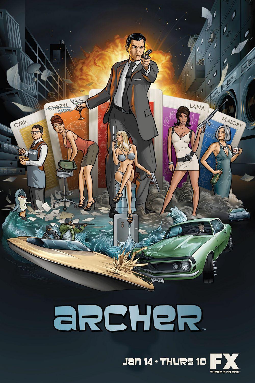Archer Season 6 Promo