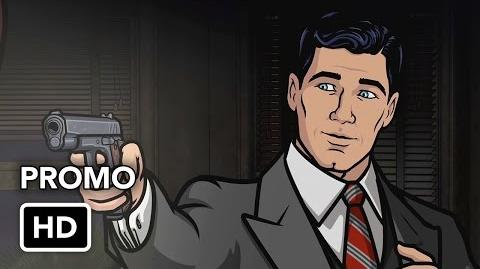 "Archer Season 8 ""Just Say Noir"" Promo (HD)"