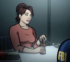 Cheryl glue fbi