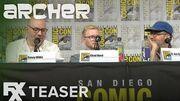 Archer Season 10 Theme Revealed Teaser FXX