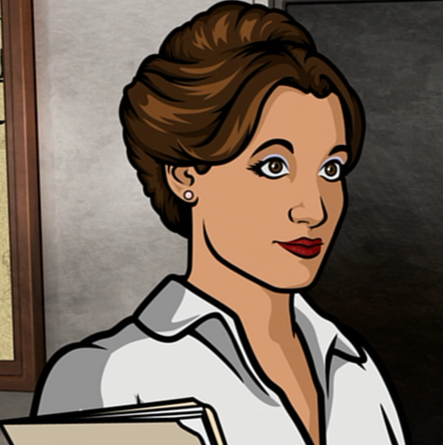 Archer tv show naked ladies