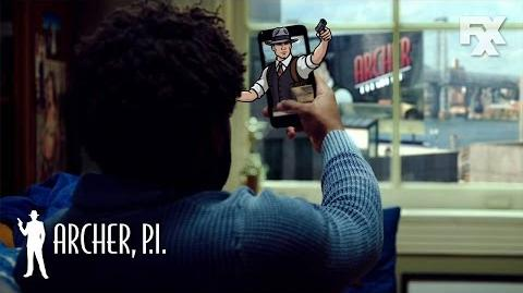 Archer, P.I. App Season 8 on FXX
