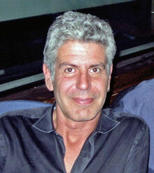 Anthony Bourdain on WNYC-2011-24-02