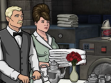 Archer Vice: Baby Shower