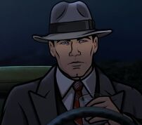 Archer driving