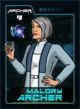 MV Seamus/Malory Archer