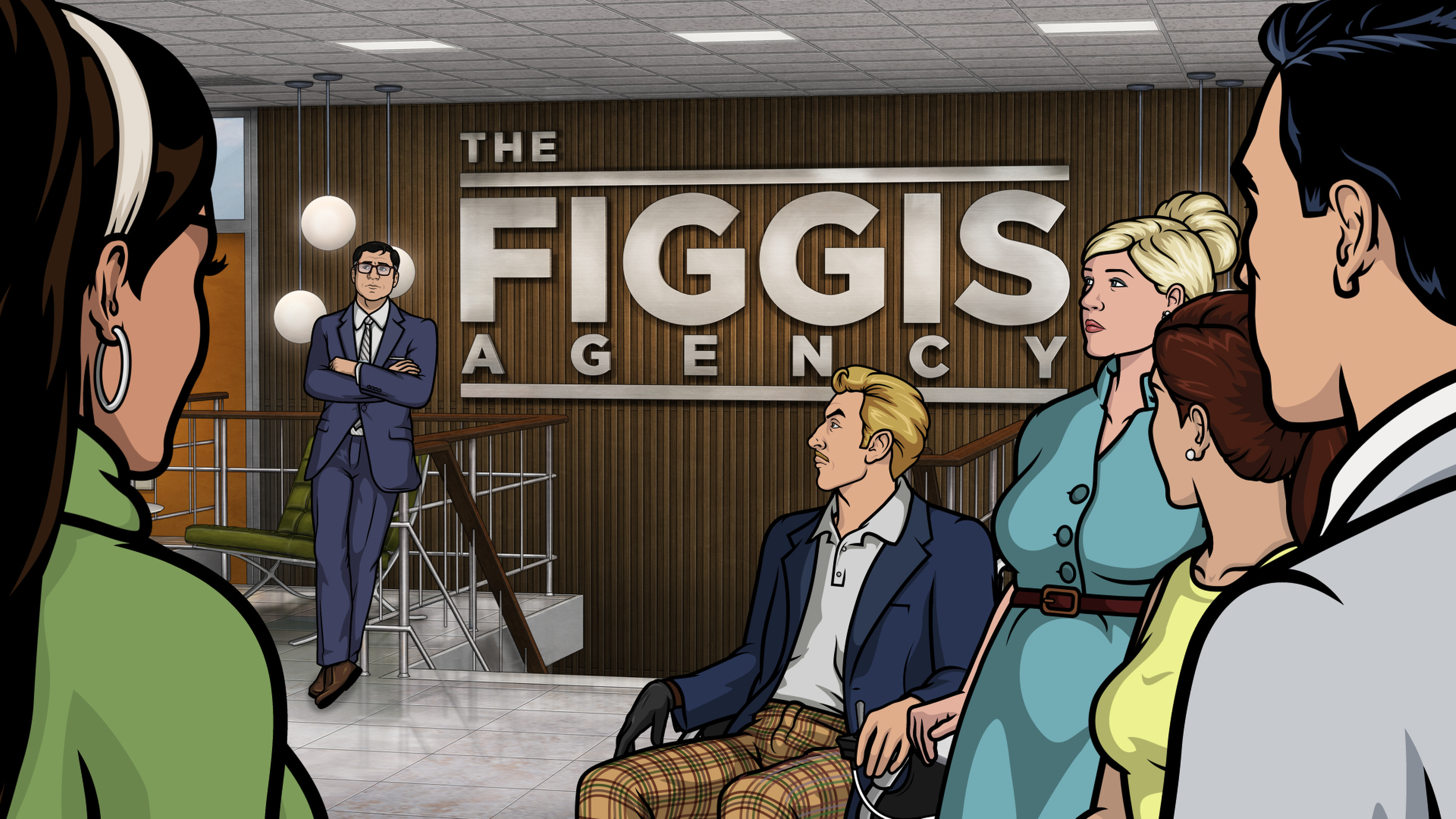 The Figgis Agency Archer Wiki FANDOM Powered By Wikia - Figis com invoice