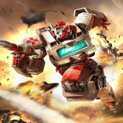Transformers-Legends-Autobot-Ratchet-Robot