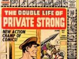 The Double Life of Private Strong Vol 1 1