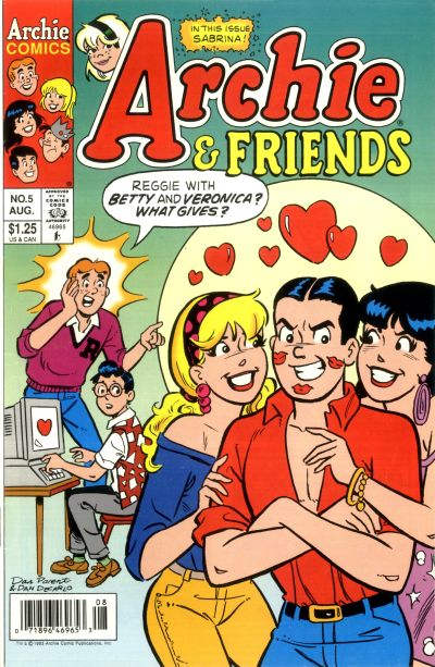 Archie And Friends Vol 1 5