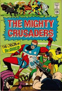 Mighty Crusaders Vol 1 1