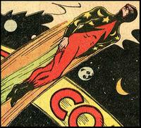 John Dickering (Earth-MLJ) of Pep Comics Vol 1 1 0001