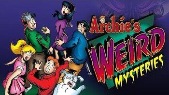 Archie's Weird Mysteries - Intro-1