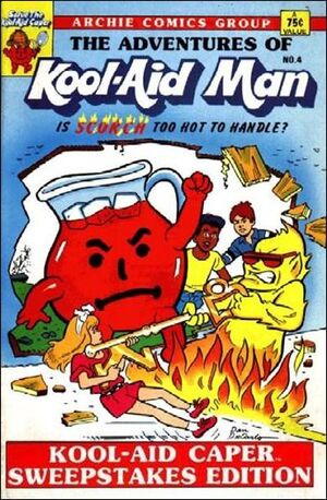 Adventures of Kool-Aid Man Vol 1 4