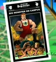 Big Monster on Campus