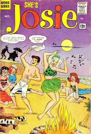 She's Josie Vol 1 3