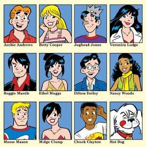ArchieComicsGang