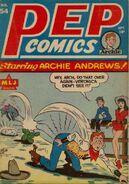 Pep Comics Vol 1 54