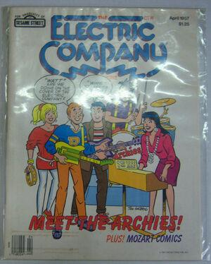 TheElectricCompanyMagazineApril1987