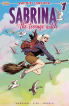 Sabrina the Teenage Witch Vol 3 1
