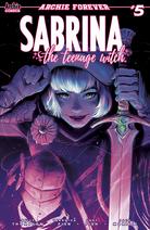 Sabrina the Teenage Witch Vol 3 5