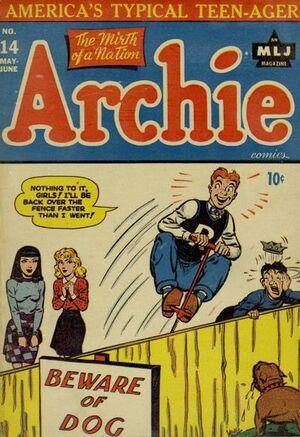 Archie Vol 1 14