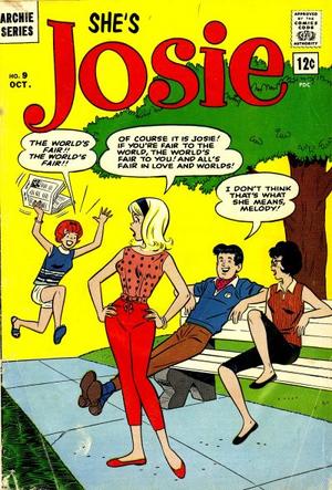 She's Josie Vol 1 9