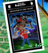 Monster in the Night