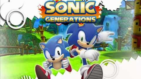 Sonic Generations 3DS OST - Modern Water Palace Remix