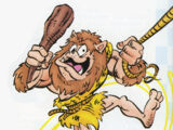 Mobie the Cave Bear