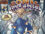 Archie Sonic Super Special Issue 15