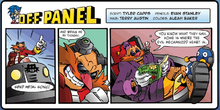 Issue 255 off panel