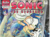 Archie Sonic the Hedgehog Issue 88