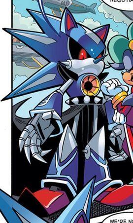 Neo Metal Sonic