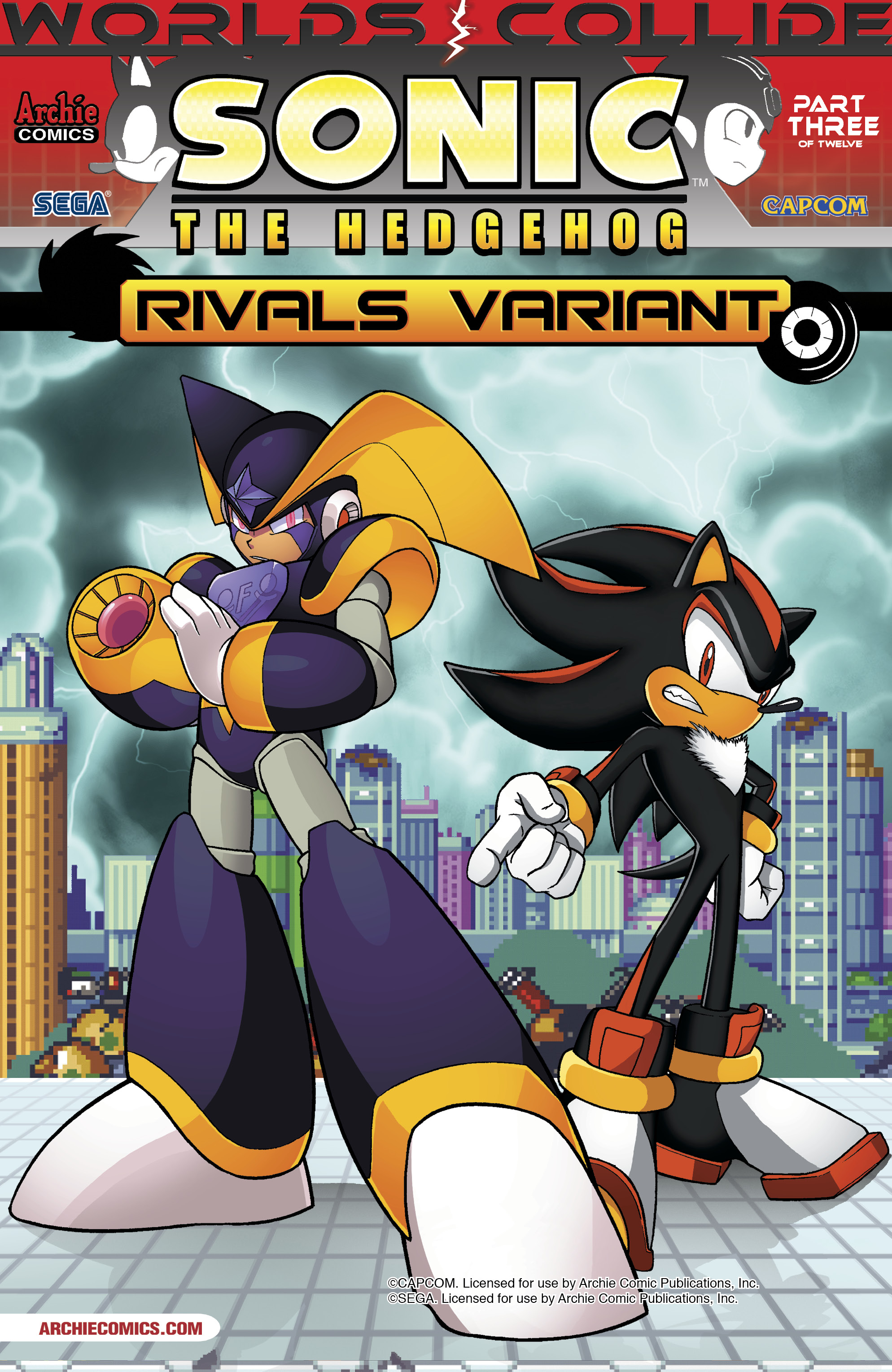 Archie Sonic the Hedgehog Issue 248 Mobius Encyclopaedia