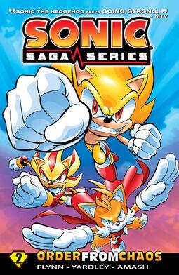Sonic Saga 2