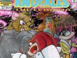 Archie Knuckles the Echidna Issue 6
