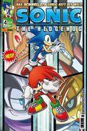 Sonic Panini Comics 4